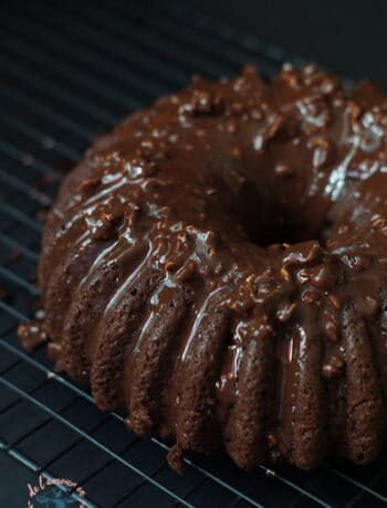 Gâteau au chocolat, ma recette de famille
