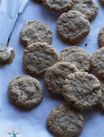 Cookies au beurre de noix